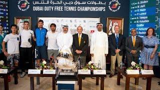 2018 ATP Draw Ceremony