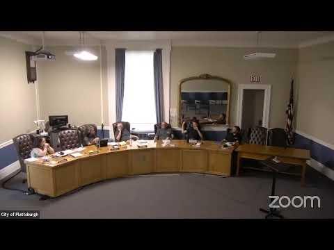 Plattsburgh Planning Board Meeting  6-28-21