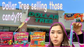 Dollar Tree Haul Candy Edition Is It Worth $1?
