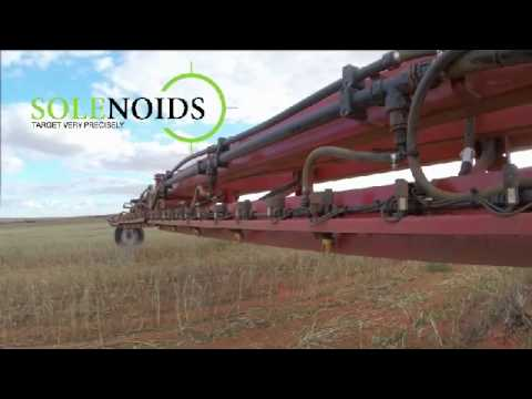 WEEDit Optical Spot Spray Technology