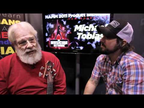 W NAMM 2011: MTD - Mr. Michael Tobias