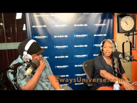 PT 2. Remy Ma Interview: Motherhood & Favorite New Rappers on Sway in the Morning