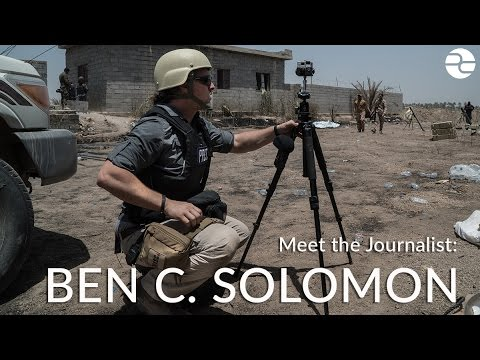 Meet the Journalist: Ben C. Solomon