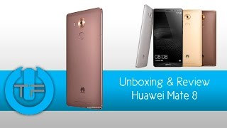 Video Huawei Mate 8 128GB Space Gray b08sc1-M_CQ
