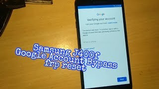Samsung 8 0,8 1 frp bypass Without Pc 1000% Solution