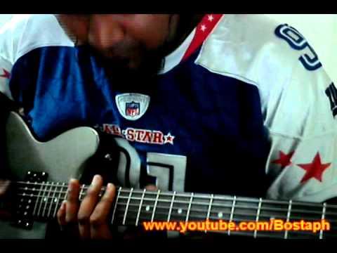 Filter - No Love (guitar cover) - LRRG