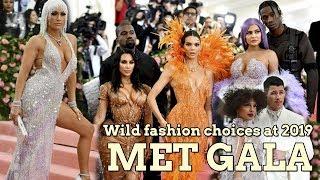 Met Gala 2019 red carpet and wild fashion