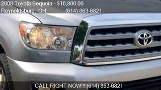 2008 Toyota Sequoia Limited 4x4 4dr SUV for sale in Reynolds