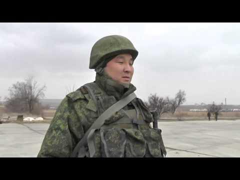 Русские солдаты в Керчи дали интервью!