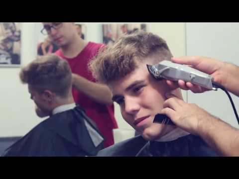 Justin Bieber Hair - How to style it with By Vilain Gold Digger Slikhaar TV Men's Hair tutorials