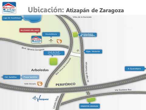 Proyecto Bulevares del Lago 1309 casachilanga.com Inmobiliaria IHM