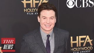 Mike Myers Headed to Netflix for Comedy Series | THR News