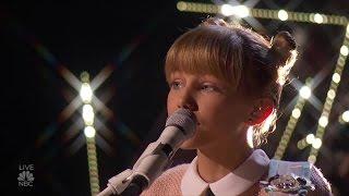 Grace VanderWaal – Light The Sky – America's Got Talent