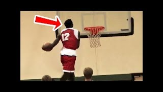 INSANE Plays!!! In Highschool Basketball