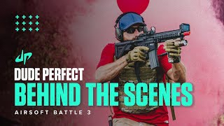 Airsoft Battle 3 (Behind The Scenes)