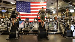 Gold's Gym and first responders pay tribute to the victims of 9/11