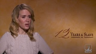 Sarah Paulson discusses difficulties of playing Ms Epps 12 Years A Slave