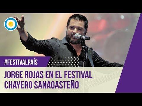 Jorge Rojas en el Festival Chayero Sanagasteño 2016