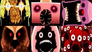One Night at Flumpty's 2 - All Jumpscares