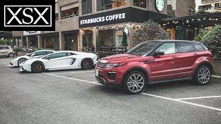 Bắt Gặp Sơn Tùng M-TP Uống Cà Phê Với Cường Đô La Và Bộ Đôi Lamborghini | XSX