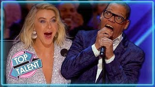 Top 6 Comedians on America's Got Talent 2019 | Top Talent