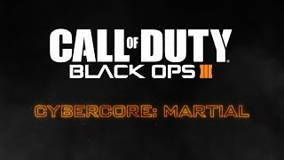 Call of Duty: Black Ops III - Martial Cybercore abilities
