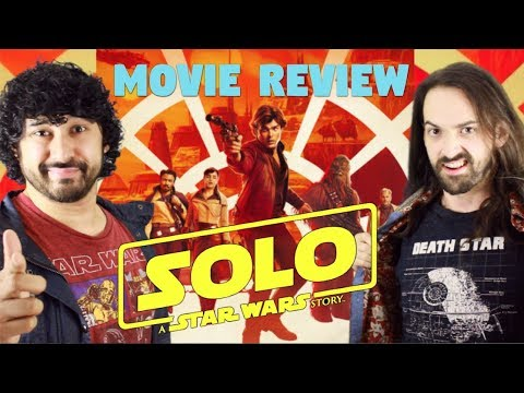 SOLO: A STAR WARS STORY - MOVIE REVIEW!!! *Spoiler Free*