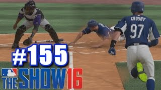 I HAD TO GO FOR IT! | MLB The Show 16 | Road to the Show #155
