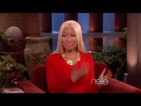 Nicki Minaj Talks about Beef with Mariah Carey + Who She's Dating!