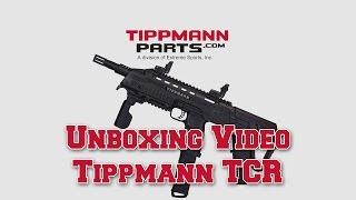 Tippmann TCR Magfed Marker Black