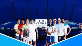 2018 Nitto ATP Finals: Live Stream Practice Court 1 (Friday)
