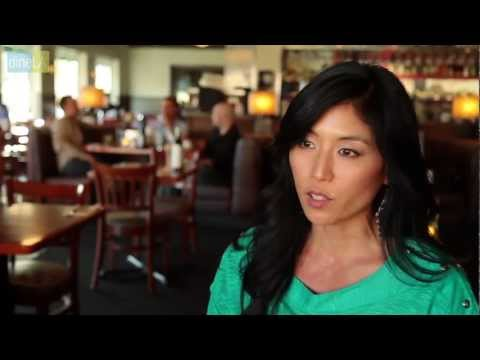 Ani Phyo for dineLA - Vegan Restaurants in LA - YouTube
