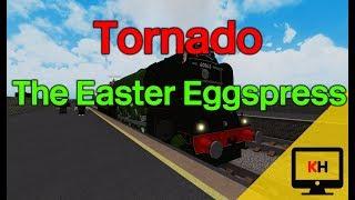 A1 Tornado - The Easter Eggspress   Grand Continental Railways   Roblox