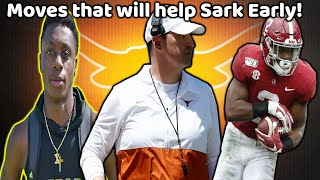 The Texas Longhorns and Steve Sarkisian did this through the Transfer Portal! Will it translate?