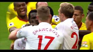 Football Disrespect  Most Unsportsmanlike Moments 2019 Latest video 2019 Bloody fights