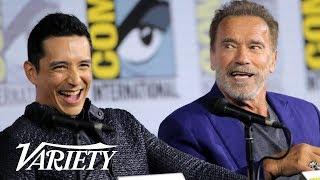 Arnold Schwarzenegger & 'Terminator: Dark Fate' Stars - FULL Comic-Con 2019 Hall H Panel