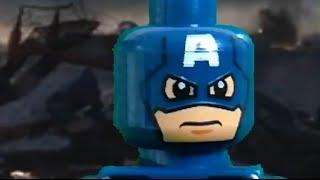 Avengers Endgame TV Spot (LEGOFIED!!)