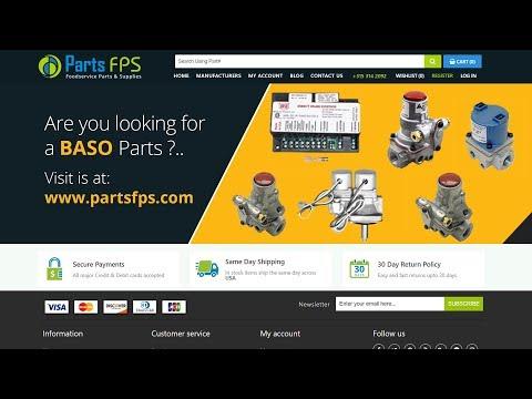 Baso Parts | Restaurant Equipment Parts |  PartsFPS