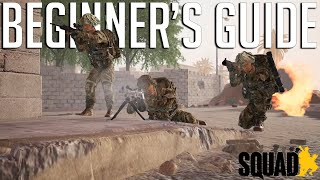 Squad 1.0 Complete Beginner's Guide | Play Your First Games With Confidence
