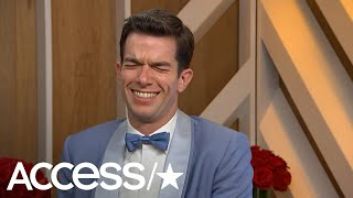 John Mulaney Shares Why His Wife Wasn't There To See Him Snag A 2018 Emmy