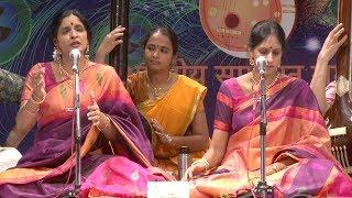 Svaralankara - 9th Annual Music Festival 2018 - Carnatic Vocal duet byRanjani & Gayathri