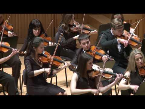 Simfonia en re major Op. 44 ORQUESTA JOSÉ PERPIÑÁN DE LA SOCIEDAD MUSICAL DE SEGORBE