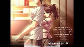 Tội Cho Cô Gái Đó - Khắc Việt ( MV Lyrics )
