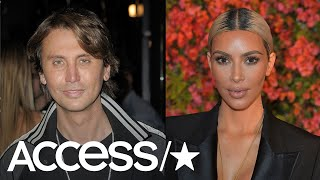 Kim Kardashian's Bestie Jonathan Cheban Gifts '20 Boxes Of Pizza' To Welcome Baby Chicago   Access