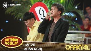 Đấu trường tiếu lâm | tập 20: Xuân Nghị & Quốc Nam khiến khán giả phải vừa cười vừa khóc