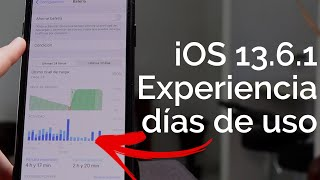 iOS 13.6.1 - MUY INTERESANTE!