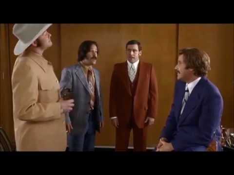 Afternoon Delight Ron Burgundy Video