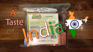 Ol' Mate Dropbear's version of a Indian Ration Pack! Awesome! ***It's HOMEMADE***