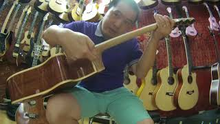 Review Guitar Orion A350c
