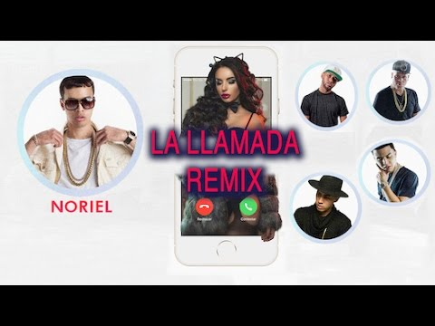 Noriel - La Llamada Remix [Ft. Brytiago, Almighty, Bryant Myers, Darkiel]  Audio Cover